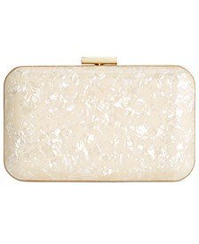 Teresa Mother of Pearl Clutch, Created for Macy's