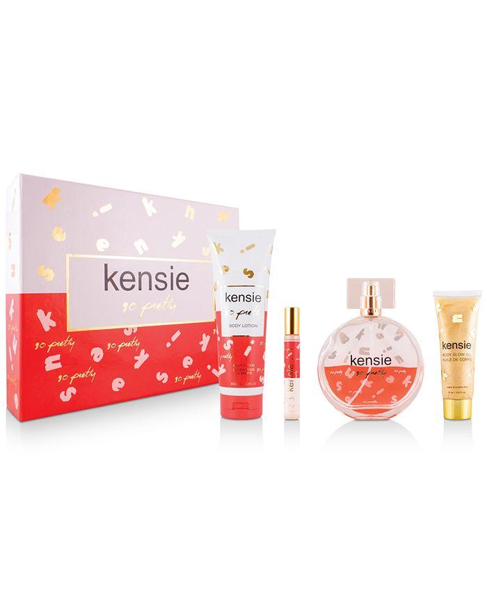 kensie - 4-Pc. So Pretty Eau de Parfum Gift Set
