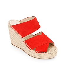 Olivia X Band Wedges