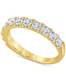 Diamond Band (1 ct. t.w.) in 14k Gold