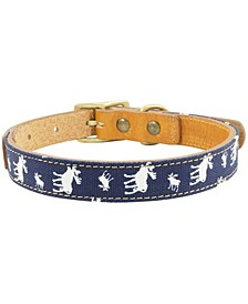 Marley Leather Dog Collar, Large