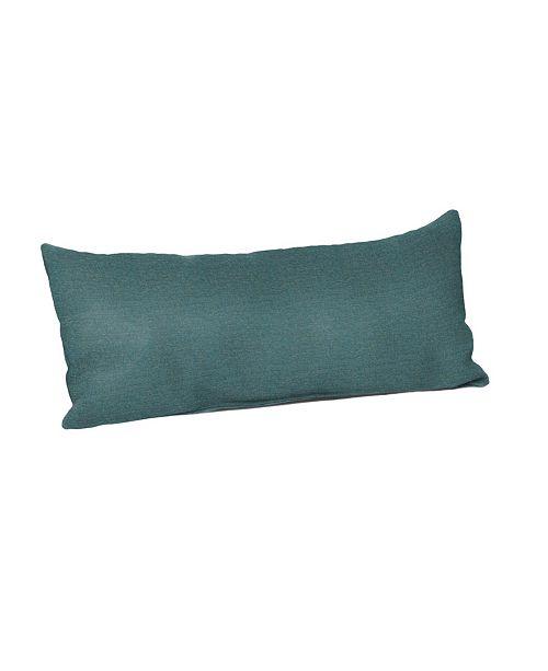"""Sunbrella Casual Cushion Corp. 22"""" x 9"""" Pillow"""