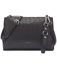 Sonoma Logo Top Zip Crossbody