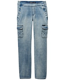 Men's Seated Mosset Pocketed Jeans