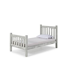 Rustic Mission Twin Bed