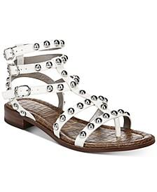 Women's Eavan Studded Gladiator Sandals