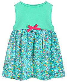 Toddler Girls Cotton Floral Bloom Tunic, Created for Macy's