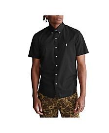 Men's Classic-Fit Twill Shirt