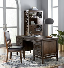 Caruth Executive Desk