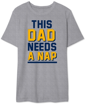 Dad Nap Men's Graphic T-Shirt