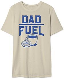 Dad Fuel Men's Graphic T-Shirt