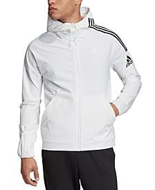 Men's Z.N.E. Water-Repellent Hooded Jacket