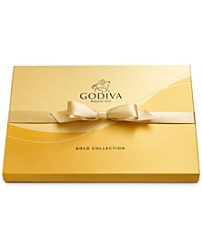 36-Piece Gold Gift Box