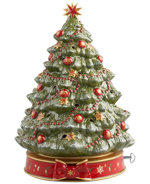 2bb48871cf08d Villeroy   Boch Toy s Delight Musical Christmas Tree   Reviews - All ...