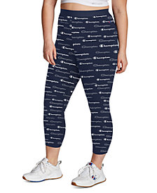 Champion Plus Size Printed Leggings