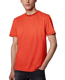 BOSS Men's TLike Dark Orange T-Shirt