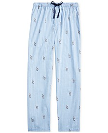 Men's Relaxed-Fit Pajama Pants