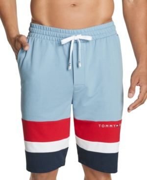 Tommy Hilfiger Men's Modern Essentials Colorblocked Shorts