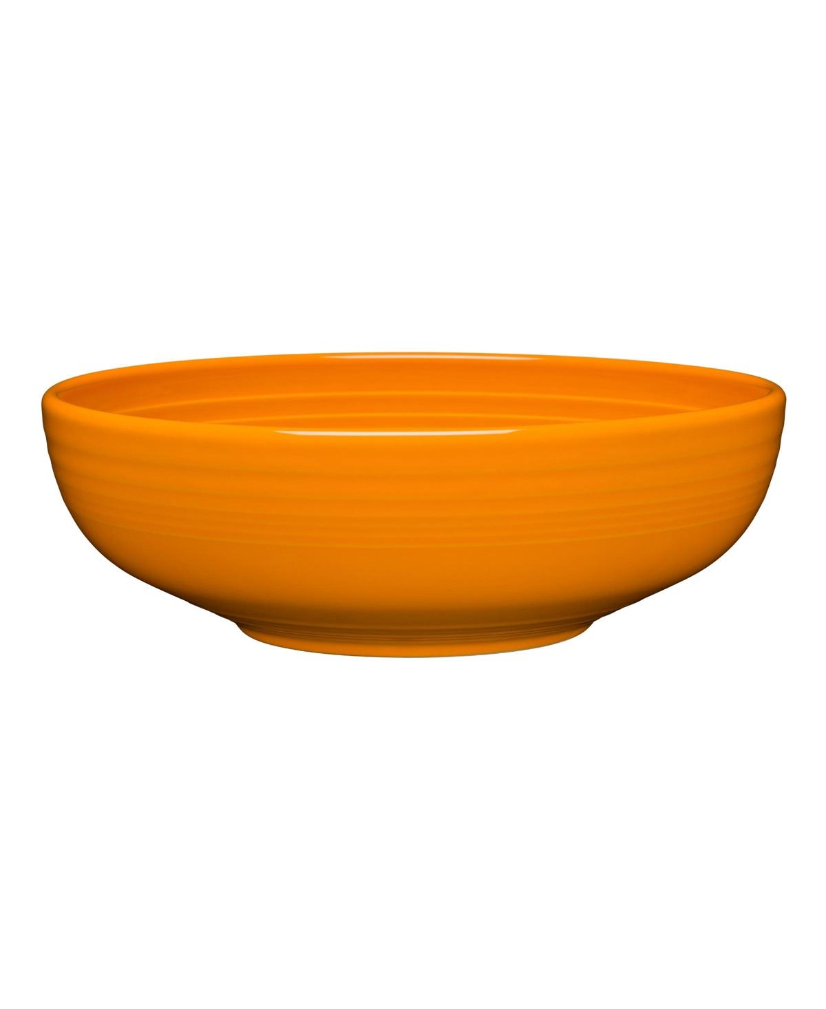 butterscotch large serve bowl