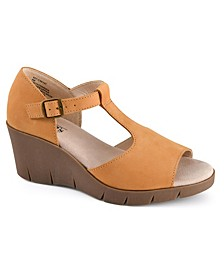Parisia Wedge Sandals