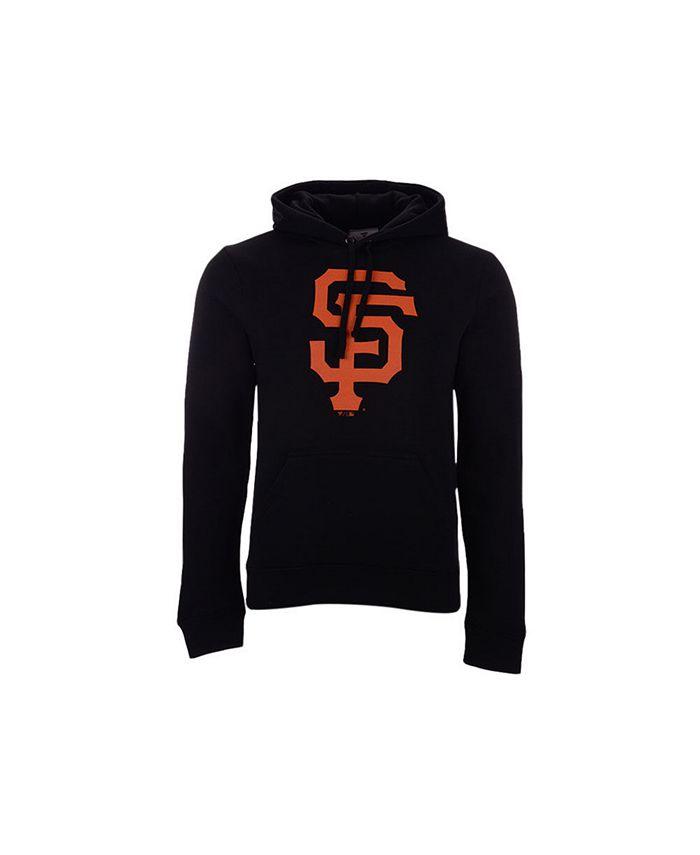 Majestic - Men's San Francisco Giants Rookie Prime Logo Hoodie Brand Name