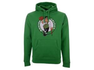 Men's Boston Celtics Halpert Primary Logo Hoodie