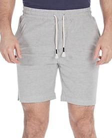 Men's Kurtis Regular-Fit Stretch Chambray Jogger Shorts
