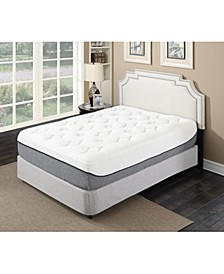 "Primo Super Divine 13"" Gel Memory Foam Ultra Plush Mattress - Queen"
