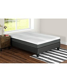 "Primo Nara 10"" Hybrid Plush Mattress - Twin"