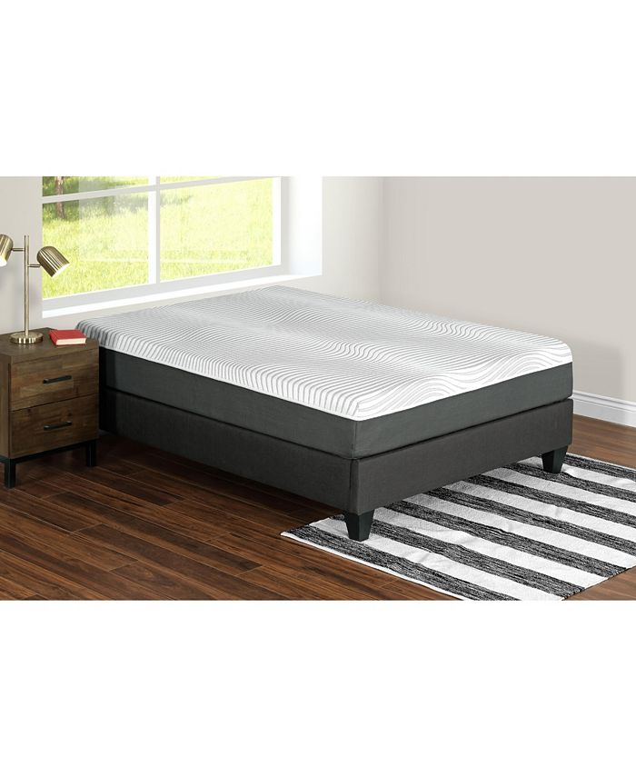 "Primo International - Primo Nara 12"" Hybrid Plush Mattress - Queen"
