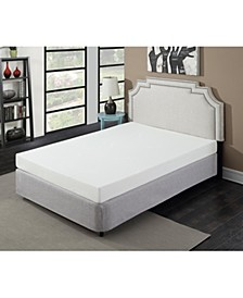 "Primo Destiny 6"" Gel Memory Foam Firm Mattress - Twin"