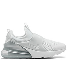 Nike Big Kids Air Max 270 Extreme Slip-On Casual Sneakers from Finish Line