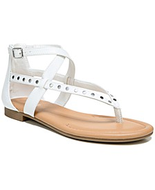 Tayla Strappy Flat Sandals, Created for Macy's