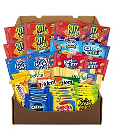 Cookies, Crackers & Candy Variety Box