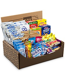 SnackBox Pros Breakfast Snack Box