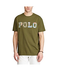폴로 랄프로렌 Polo Ralph Lauren Mens Classic Fit Logo T-shirt,Green