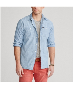 Polo Ralph Lauren Men's Classic Fit Sportsman Shirt