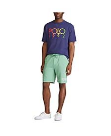 Men's Logo Short-Sleeve Sweatshirt