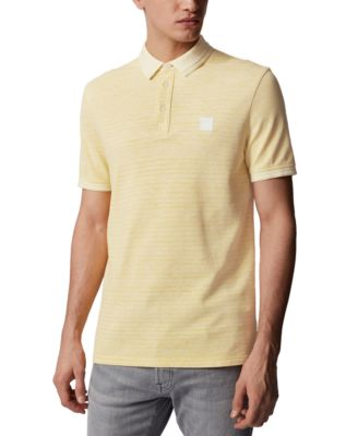 You Know And Good Mon-Ster Island Mens Regular-Fit Cotton Polo Shirt Short Sleeve