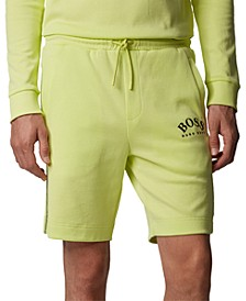 BOSS Men's Headlo Light Pastel Green Shorts