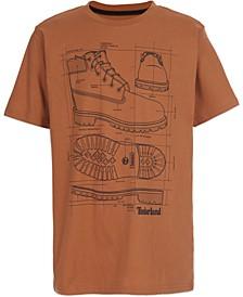Big Boys Boot T-Shirt