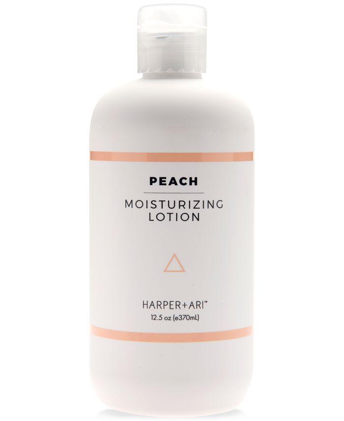 Harper + Ari - Harper + Ari Peach Body Lotion, 12.5-oz.