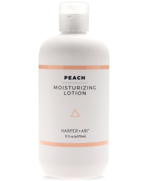 Harper + Ari Peach Body Lotion