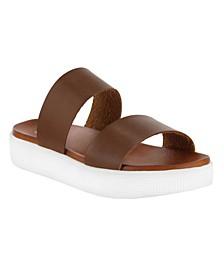 Women's Saige Sneaker Bottom Sandals
