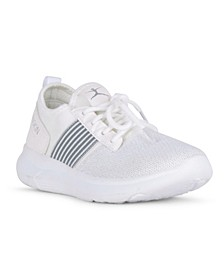STRENGTH Lace Up Sneaker with Contrast Trim