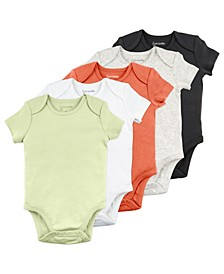 Baby Boy 3-Pack Bodysuits