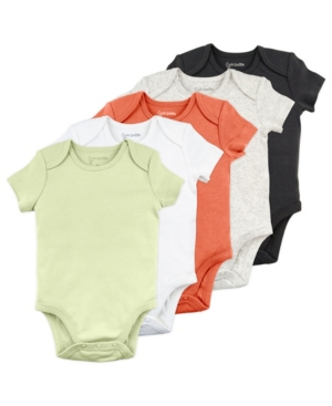 Mac & Moon Baby Boy 5-Pack Bodysuits