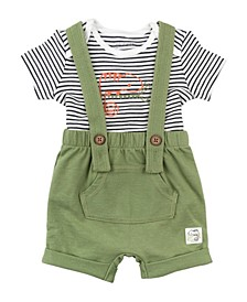 Baby Boy 2-Piece Short Set