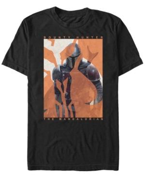 Fifth Sun Men's Mandalorian Hunt Short Sleeve Crew T-shirt