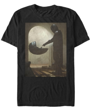 Fifth Sun Men's Tall Scene Short Sleeve Crew T-shirt